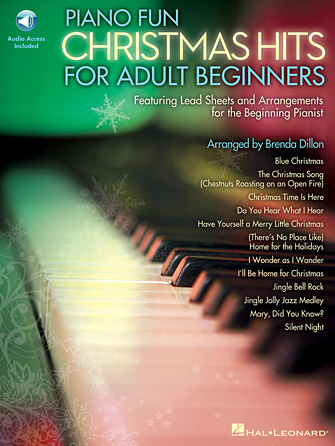 Piano Fun Christmas Hits for Adult Beginners