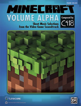 Minecraft Volume Alpha (Piano) by Daniel Rosenfe | J W
