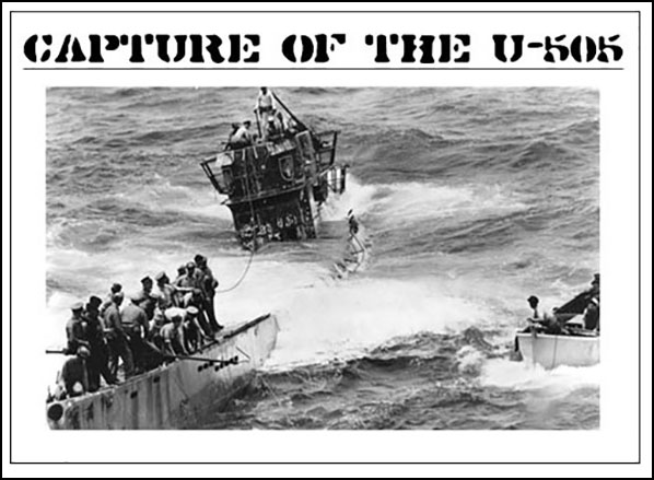 Capture of the U-505