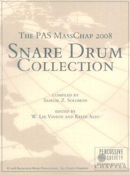 The PAS MassChap 2008 Snare Drum Collection