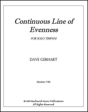 Continous Line of Evenness