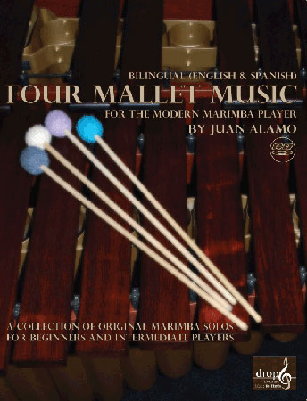 Four Mallet Music for the Modern Marimba Player