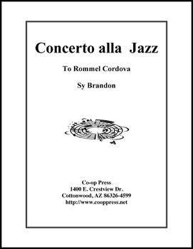 Concerto alla Jazz Thumbnail