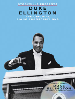Storyville Presents Duke Ellington piano sheet music cover
