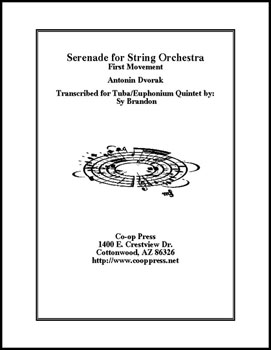 Serenade for Strings Movement 1