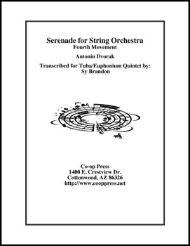 Serenade for Strings Movement 4