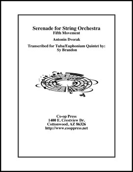 Serenade for Strings Movement 5
