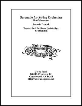 Serenade for Strings Movement 1  Thumbnail