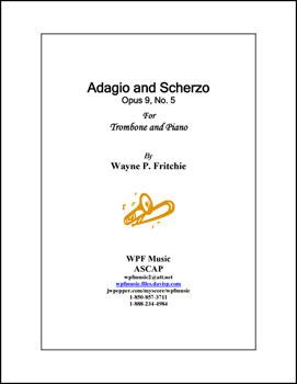 Adagio and Scherzo, Opus 9, No. 5