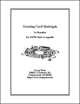 Greeting Card Madridgals  Thumbnail