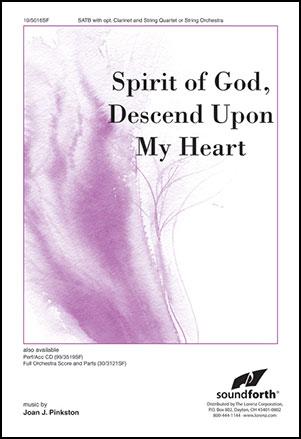 Spirit of God, Descend Upon My Heart Thumbnail