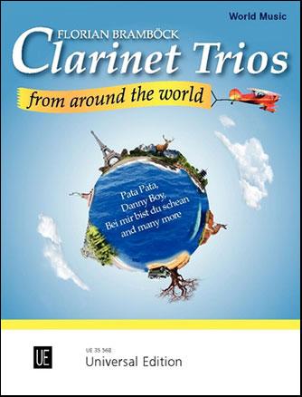 Clarinet Trios from Around the World