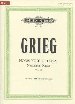 Norwegian Dances Op 35