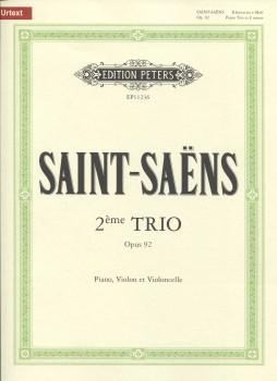 Piano Trio No. 2 in E minor, Op. 92