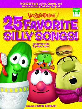 Veggietales 25 Favorite Silly Songs