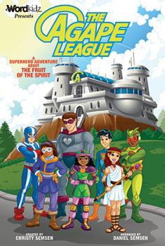 The Agape League Cover
