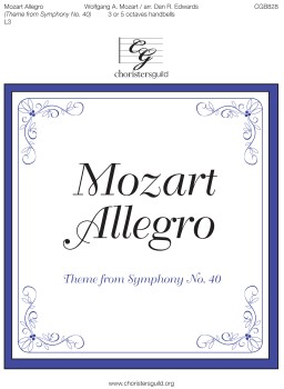 Mozart Allegro