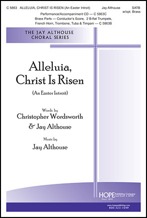 Alleluia, Christ Is Risen
