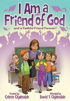 I Am a Friend of God