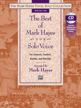 The Best of Mark Hayes for Solo Voice Thumbnail