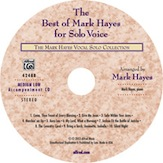 The Best of Mark Hayes for Solo Voice Cover