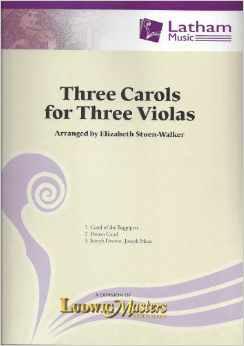 Three Carols for Three Violas