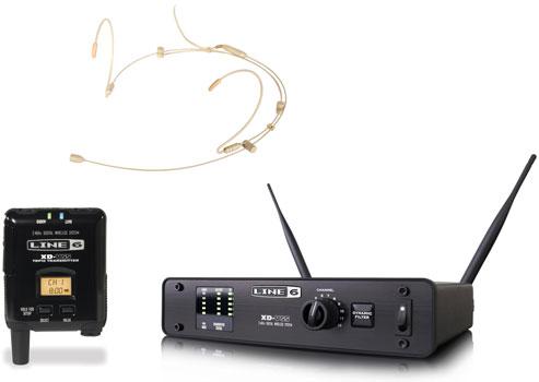 Line 6 XD-V55HS Digital Wireless Headset Mic System