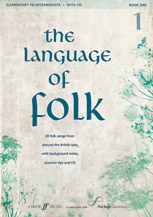 The Language of Folk #1
