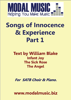 Songs of Innocence & Experience Pt 1