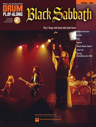 Drum Play Along #22 Black Sabbath