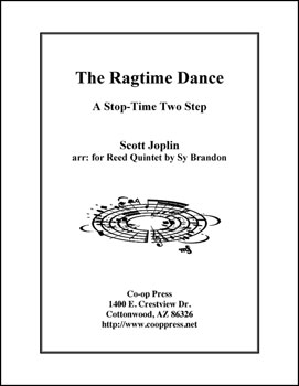 The Ragtime Dance for Reed Quintet