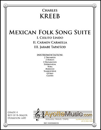 Mexican Folk Song Suite