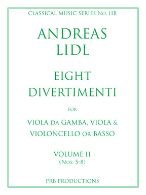 Eight Divertimenti, Vol. 2
