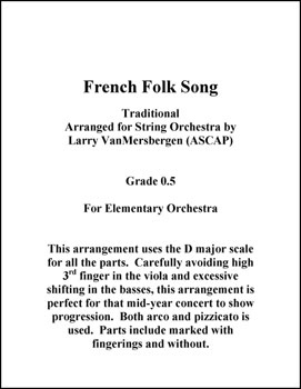 French Folk Song