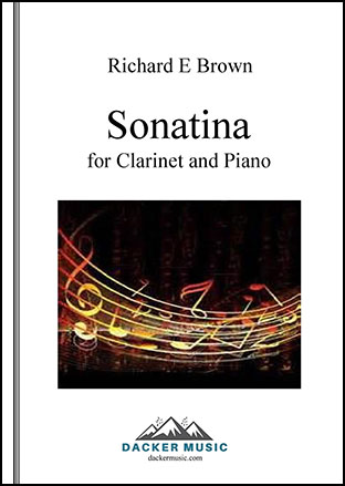 Sonatina for Clarinet and Piano