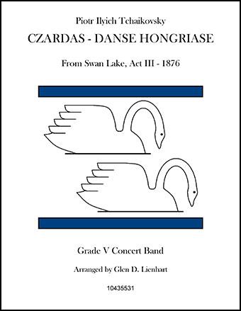 Swan Lake - Czardas