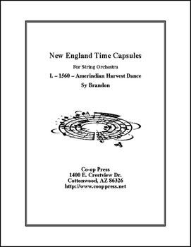 New England Time Capsules - I. 1560 Ameridian Harvest Dance Thumbnail