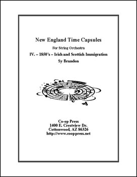 New England Time Capsules - IV. 1850's Irish and Scottish Immigration