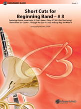 Short Cuts for Beginning Band #3
