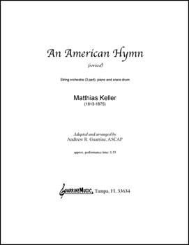 An American Hymn (revised)