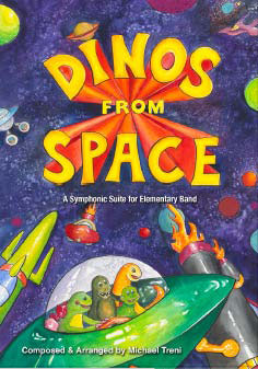 Dinos from Space Symphonic Suite