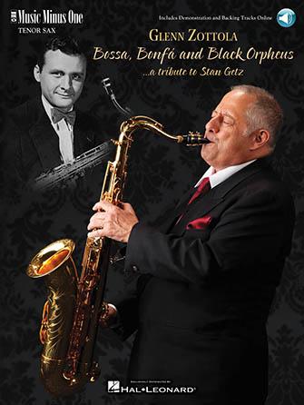 Bossa, Bonfa & Black Orpheus for Tenor Saxophone