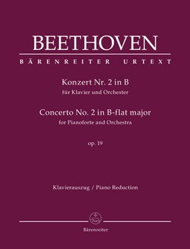 Concerto No. 2 in B-Flat Major, Op. 19