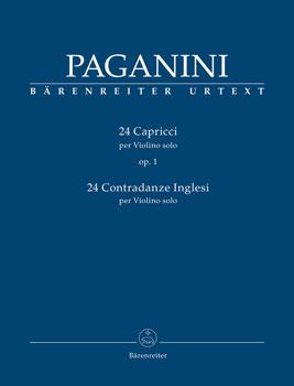 24 Capricci, Op. 1 & 24 Contradanze Inglesi