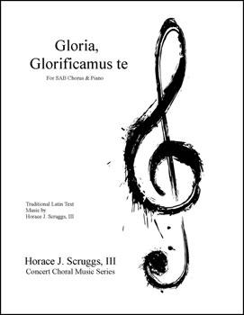 Gloria, Glorificamus Te