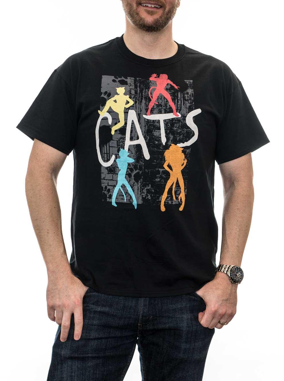 Cat Wall T-shirt