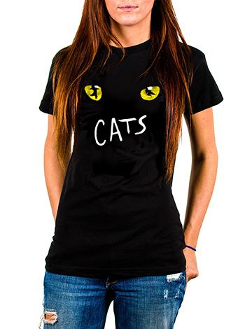 Cats Eyes Dolman Women's T-shirt