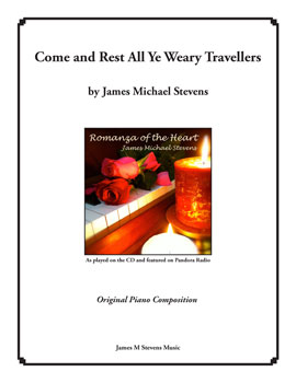 Come and Rest, All Ye Weary Travellers
