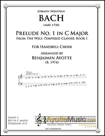 Prelude No. 1 in C Major