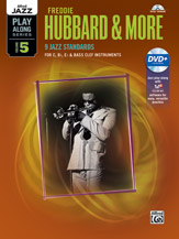 Jazz Play-Along Series - Volume  5 (Freddie Hubbard and More)